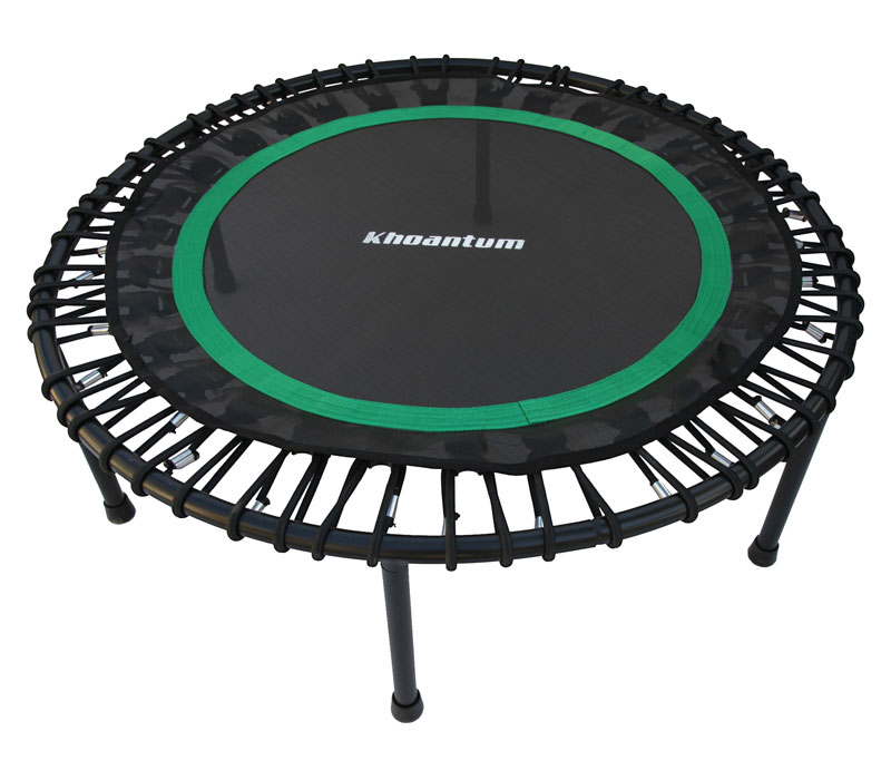 """New 40"""" Foldable Fitness Trampoline"""